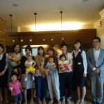 9月14日  大阪でママ座談会