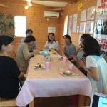 9月12日   千葉でママ座談会