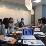 10月10日 東京でママ座談会